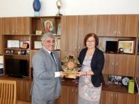 Посланикът на Кувейт посети сърцето на Балкана и разговаря с кмета Донка Михайлова
